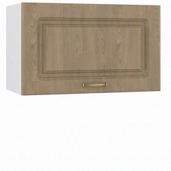 Шкаф навесной 600 горизонтальный (над вытяжкой) Эмили