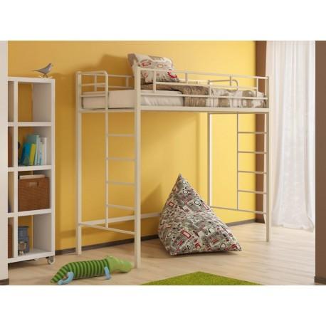 кровать-чердак Амстердам-2 цвет бежевый