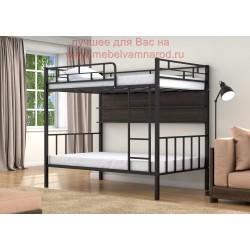 кровать двухъярусная Валенсия 120 с полкой