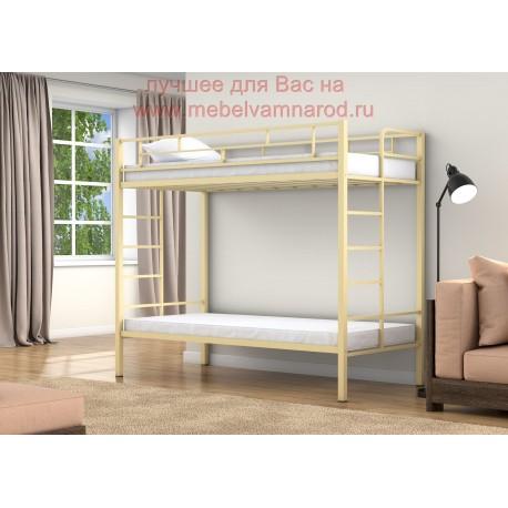 фото кровать двухъярусная Валенсия Твист