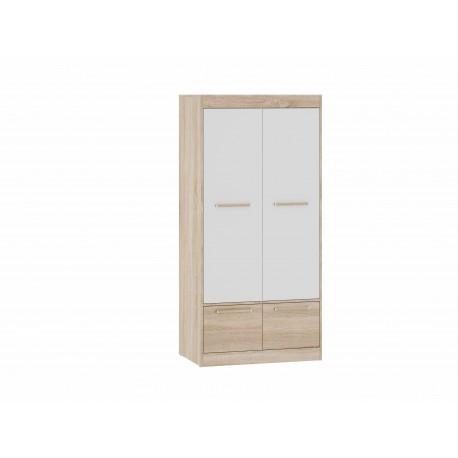 Шкаф для одежды ШК-2 Оксфорд