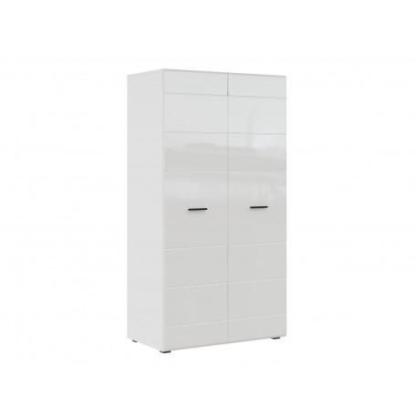 Шкаф2-хдверный Глосс