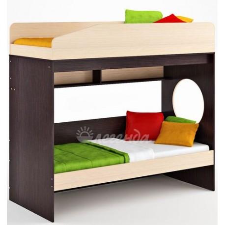 кровать двухъярусная Легенда-10