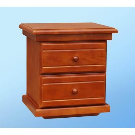 Прикроватная тумба деревянная