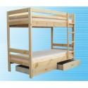 кровать двухъярусная САША
