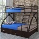 двухъярусные кровати Клео